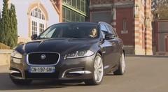 Emission Automoto : Essai Jaguar XF Sportbrake; Los Angeles; Youngtimers