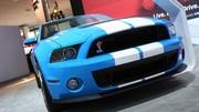 Salon de Los Angeles 2012 : Les Muscle Cars !