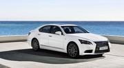 Lexus LS 2013 : les données techniques et les tarifs