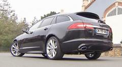 Essai Jaguar XF Sportbrake 3.0D 275 ch Luxe Premium