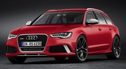 Audi RS6 Avant 2013 : break ultra performant !