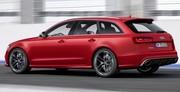 Le RS6 Avant troque son V10 pour un V8