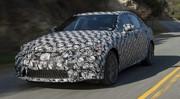 Lexus IS 2013 : les premières images