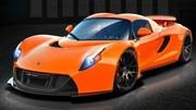 Hennessey Venom GT, 0-370 km/h en moins de 20 s !