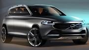 Volvo XC90 : la nouvelle génération arrivera fin 2014