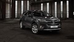 Une version hybride pour le nouveau Toyota RAV4 ?