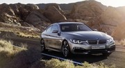 BMW Série 4 Coupé Concept : show-car pour Détroit