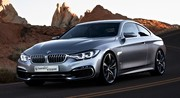 La BMW Série 4 se dévoile