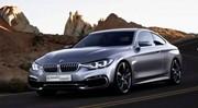 BMW Série 4 Concept, le coupé s'affirme