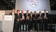 Trophées de L'argus 2013 : les gagnants