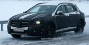 Mercedes GLA 2014 : En attendant le printemps