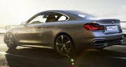 """BMW Série 4 Coupé Concept : une """"F32"""" massive"""