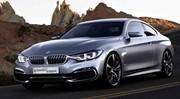 BMW présente le Concept Série 4 Coupé