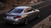 BMW Série 4 Coupé Concept : Tradition rompue !