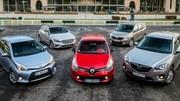 Trophées de L'Argus 2013 : Renault, Mercedes, Dacia, Mazda et Toyota récompensés