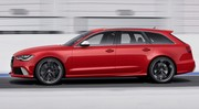 Audi RS6 Avant: livraisons express…