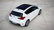 Toyota Auris : la version hybride représentera 70 % des ventes