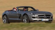 Mercedes SLS Roadster : spectacle à ciel ouvert