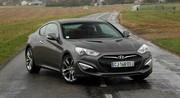 Essai Hyundai Genesis Coupe FL V6 GDI : No downsizing