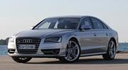 Essai Audi S8 : bureau de chasse