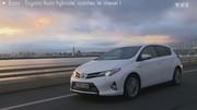Emission Automoto : Auris hybride, Los Angeles, publicité, MyKey de Ford