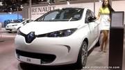L'écologie au salon de l'auto de Bologne