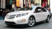 Chevrolet Volt : plus de 100 millions de miles en tout électrique aux USA