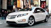 La Chevrolet Volt dépasse les 100 millions de miles électriques parcourus aux Etats-Unis