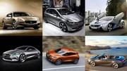 Calendrier 2013 : Catégorie par catégorie, découvrez les 60 nouveaux modèles de l'année