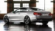Concept BMW Série 4 Coupé