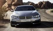 BMW Concept Série 4 Coupé : évolution d'un genre