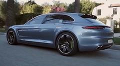 Porsche Panamera Sport Turismo : première vidéo officielle !