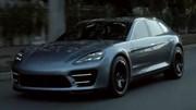 Porsche Panamera Sport Turismo : la vidéo du concept en mouvement