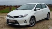 Essai Toyota Auris Hybride 2 : enfin un coffre !