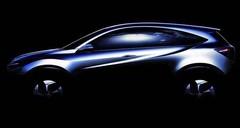 Honda : premier aperçu du petit SUV attendu à Détroit