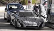 McLaren P1 : une nouvelle vidéo montre une partie de son intérieur !