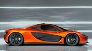McLaren P1 : Les dents de la route