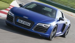 Essai Audi R8 V10 Plus 5.2 FSI 550 ch : Les Anneaux au superlatif