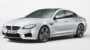 BMW M6 Gran Coupé : Traitement de cheval