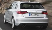 Essai Audi A3 Sportback 2.0 TDI 184 Ambiente : Souffle à revendre