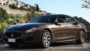 Maserati Quattroporte : les chiffres