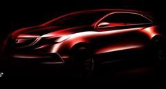 L'Acura MDX Prototype s'annonce