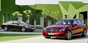 Mercedes-Benz Classe E : Berline de synthèse