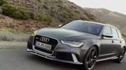 Audi RS6 Avant : la vidéo du break allemand en action