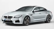 BMW M6 Gran Coupé : La M6 gagne 2 portes