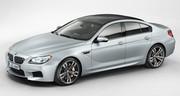 BMW M6 Gran Coupé : Le luxe bestial !