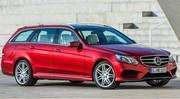 Nouvelle Mercedes Classe E : l'essence de l'économie