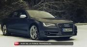 Emission Turbo : Audi S8, Golf 7/V40, Toledo, Dossier pneus neige