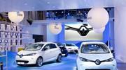 La première Renault ZOE livrée à Arnaud Montebourg
