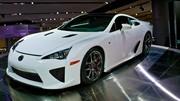Clap de fin pour la Lexus LFA